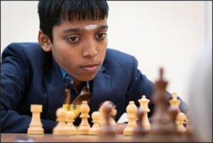 Praggnanandhaa crosses the 2600 ELO live rating
