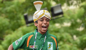 Another Milestone for Praggu – Times Sport