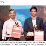 GM RB Ramesh wins Sportstar Aces 2020 Coach of the Year Award