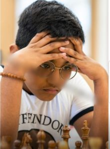Congratulations to Archit Kannan for coming second in Australian under 12 Championship 2020!