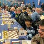 Sohum Lohia wins a closed tournament at Wijk aan Zee and reaches 2025 at age of 10 years!