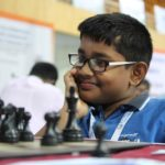 Bharath Subramaniyam scored his first GM norm in Aeroflot Open