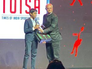 Congrats Praggu for winning the TOISA 2019 Best Chess Player