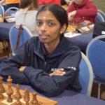 WGM Vaishali defeated Former World Chess Champion Antaoneta Stefanova