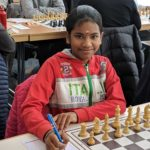 WFM Savitha Shri won Gold in the World Continental Online Youth Team Cup