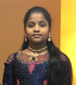 Amanthika clinched the 3rd Chess Gurukul Global Inter for US students
