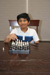 Dhruv wins the 5th Chess Gurukul Global U500 for US Students