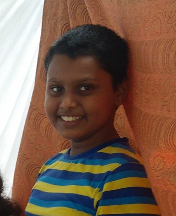 Sathya Clinched the 8th Chess Gurukul Inter for Indian Students
