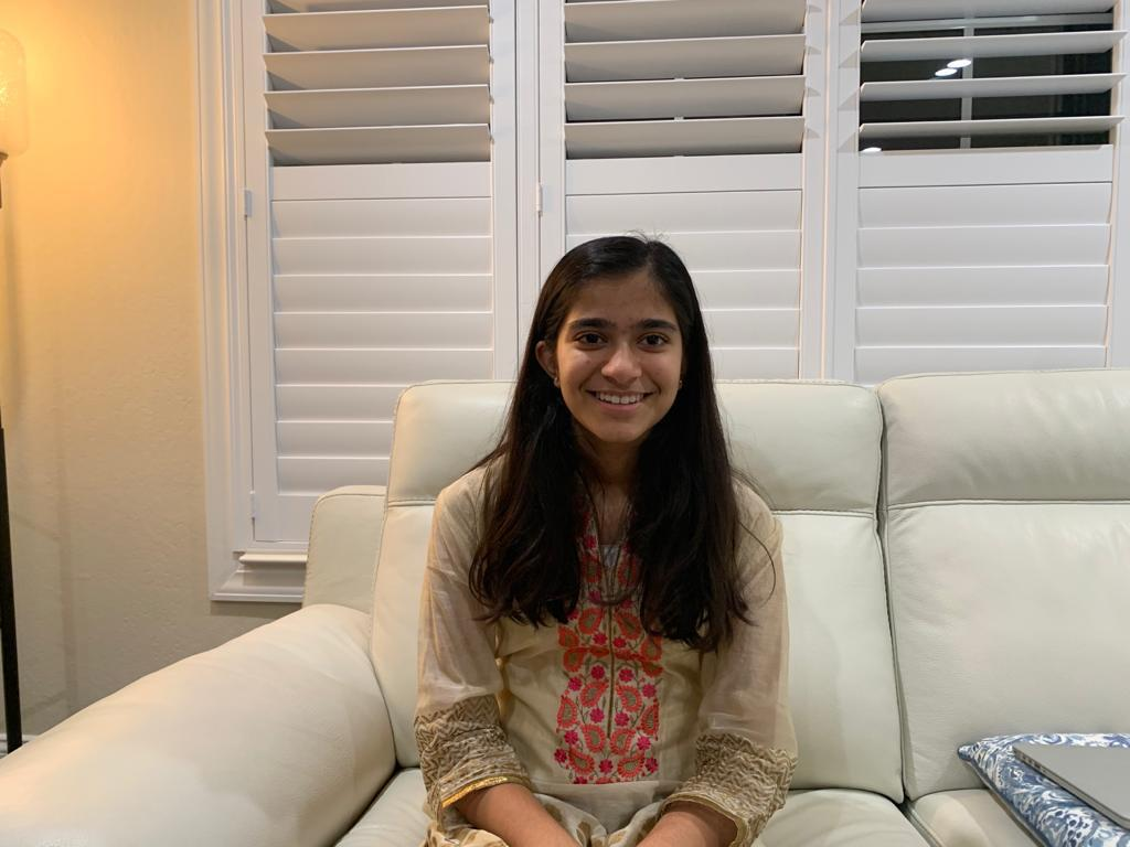 Abhita clinched the 2nd Chess Gurukul Global Inter for US students