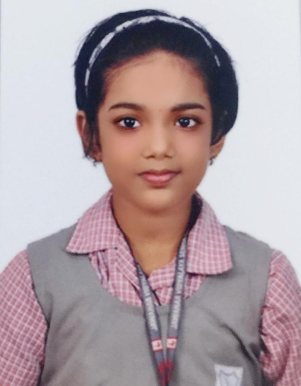Hanshita won the 4th Chess Gurukul Inter for Indian Students