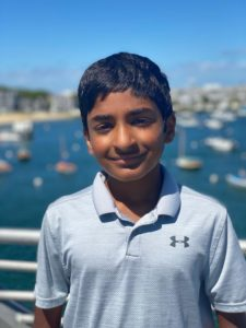 Hari secures 1st place in the 3rd Chess Gurukul Global Advanced for US students