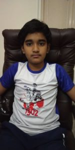 Krishnan won the 2nd Chess Gurukul Advanced tournament