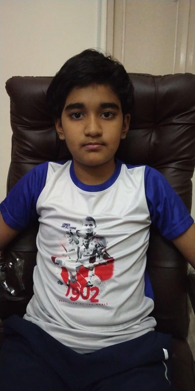 Krishnan won the 4th Chess Gurukul Advanced tournament