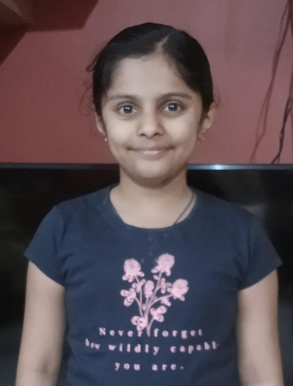 Mrunmayee won the 5th CG U500 for Indian students