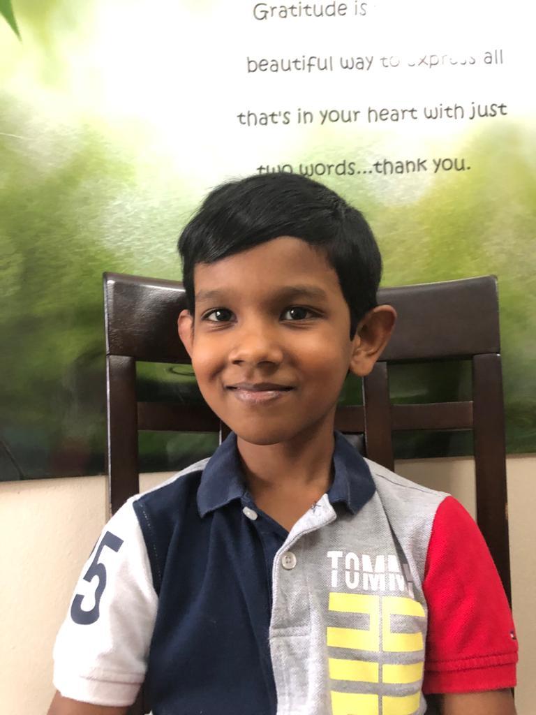 Siddhaarthan wins the 4th CG Global U500 tournament for US students