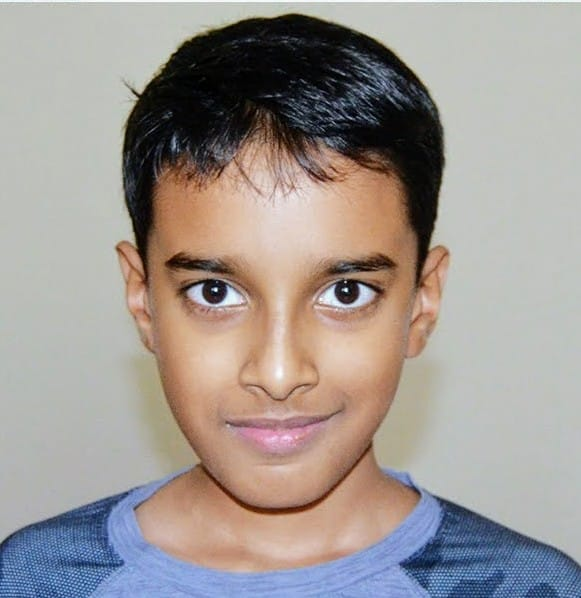 Sudarshan wins the 7th Chess Gurukul Global U500 for US Students with full score