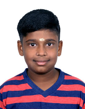 Harshitvikram Clinched the 9th Chess Gurukul Inter for Indian Students