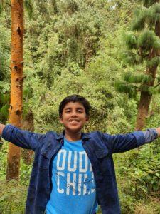 Nimal wins the 8th Chess Gurukul U500 for Indian Students