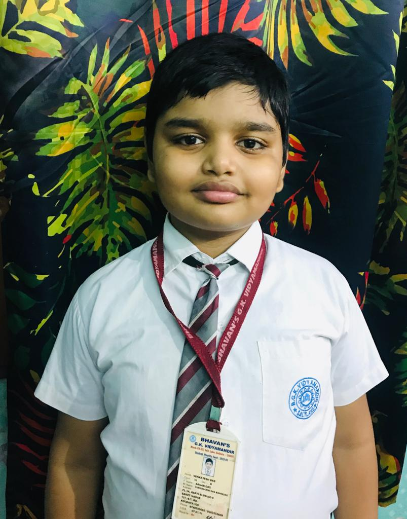 Das Venkatesh wins the 12th Chess Gurukul U500 for Indian Students